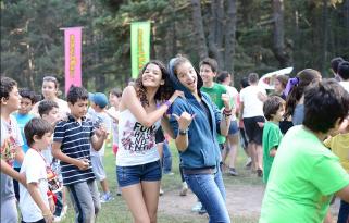 English and Fun Camp
