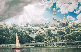 Yeni Yılda Kiev..