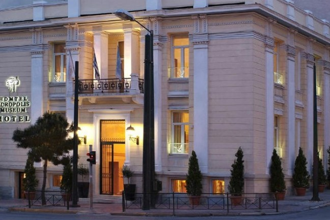 Acropolis Museum Otel - Plaka