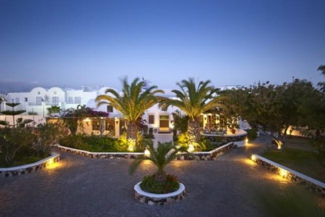 Kastelli Resort-Kamari