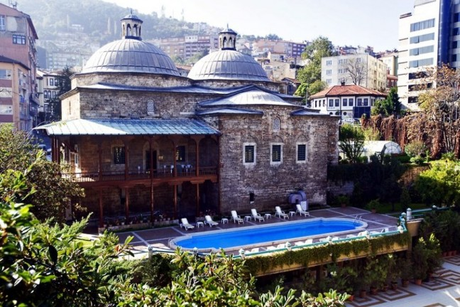 KERVANSARAY THERMAL HOTEL