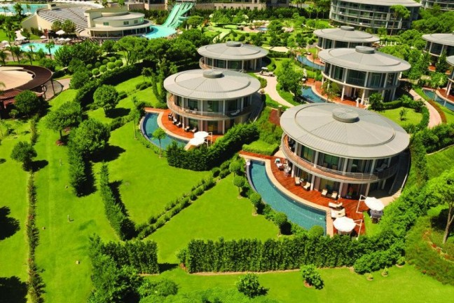 CALİSTA LUXURY RESORT HOTEL - BELEK