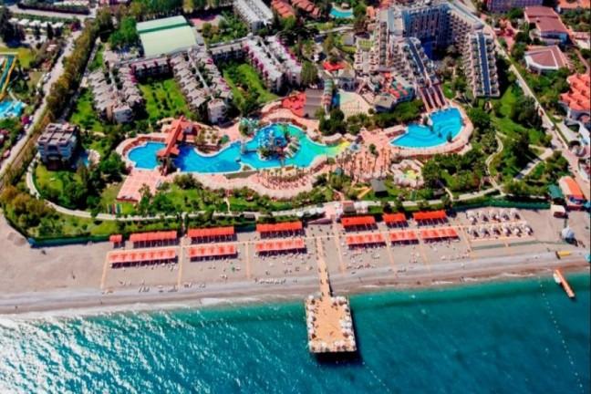 LİMAK LİMRA HOTEL - KİRİŞ