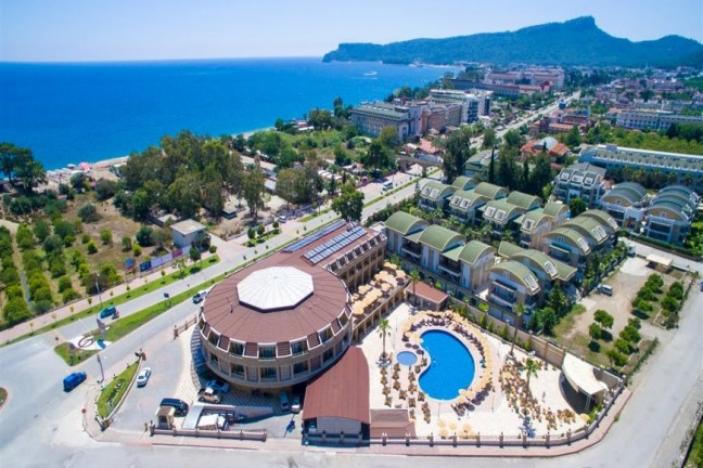 KEMER BOTANİK RESORT HOTEL