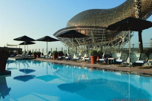 HOTEL ARTS BARCELONA CALLE MARİNA