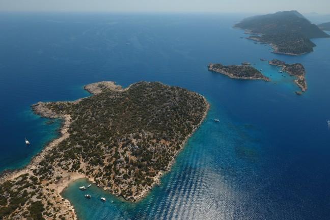 Fethiye'den Olimpos'a 4 Günlük Kabin Charter