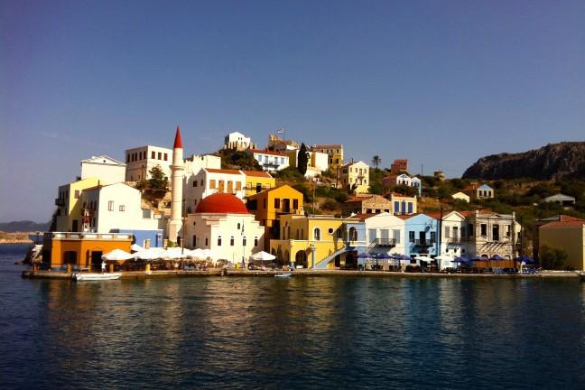 Paylaşımlı Yunan Adası Meis Turu ( Hergün )