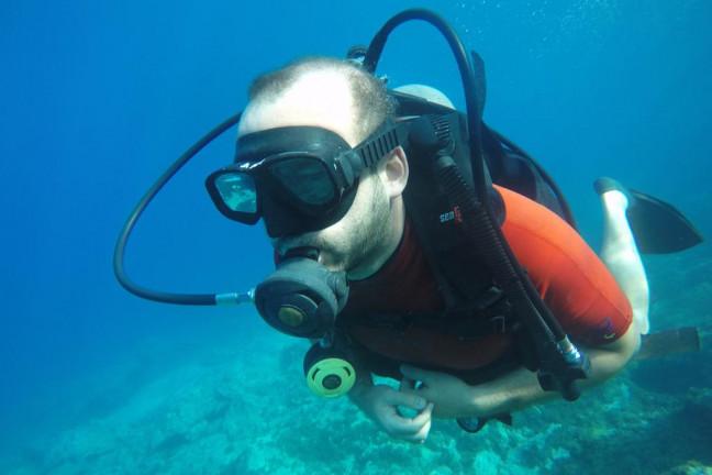 Deneme Dalışı - Discovery Dive