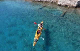 Kekova Deniz Kanosu Turu - Sea Kayaking Sunken City