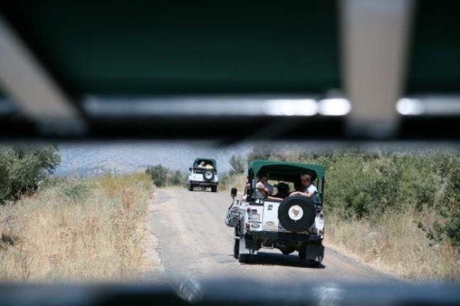 Saklıkent Jeep Safari