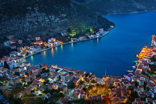 Meis Akşam Feribotu (Gidiş-Dönüş) - Meis Night Ferry (Return)