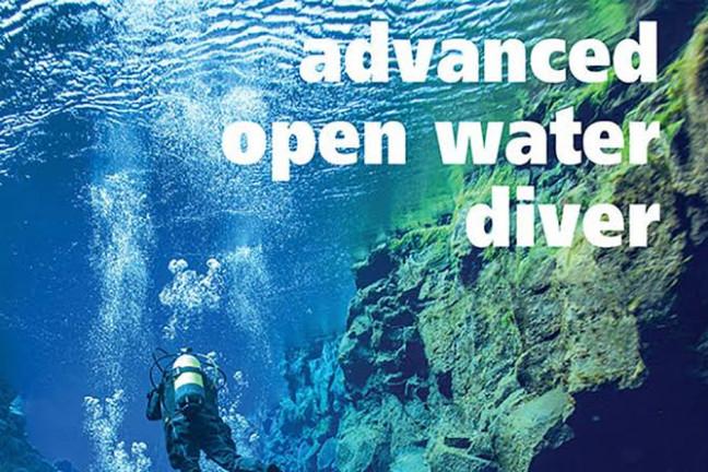 PADI İleri Açık Deniz Dalıcısı Kursu - PADI ADVANCE OPEN WATER DIVING COURCE