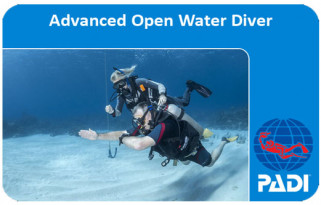 PADI İleri Açık Deniz Dalıcısı Kursu - PADI ADVANCE OPEN WATER DIVING COURCE
