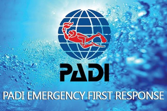 PADI İlk Yardım (EFR) Kursu - PADI EFR Emergency First Response COURCE
