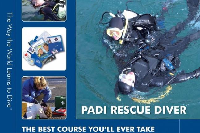 Padi Kurtarma Dalıcısı Kursu - (PADI Rescue Diver Cource)