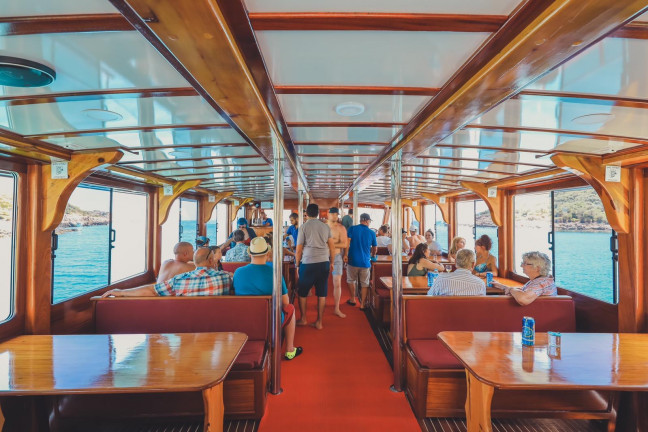 Kaptan Ergun ile Günlük Tekne Turları - Kaş Kekova Turu
